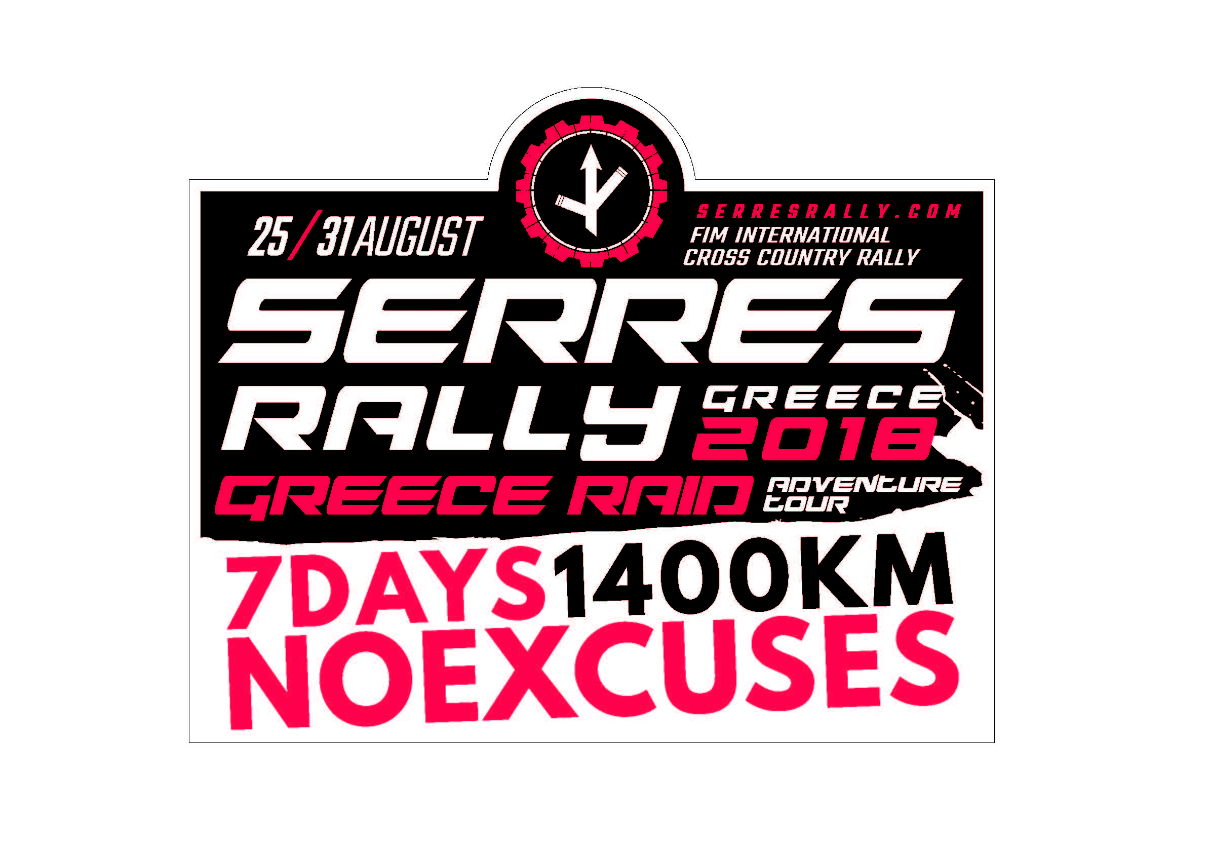 SR NoExcuses stickers 2018 all Page 04